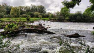 Photo of flooding. Credit Nazrin B-va.